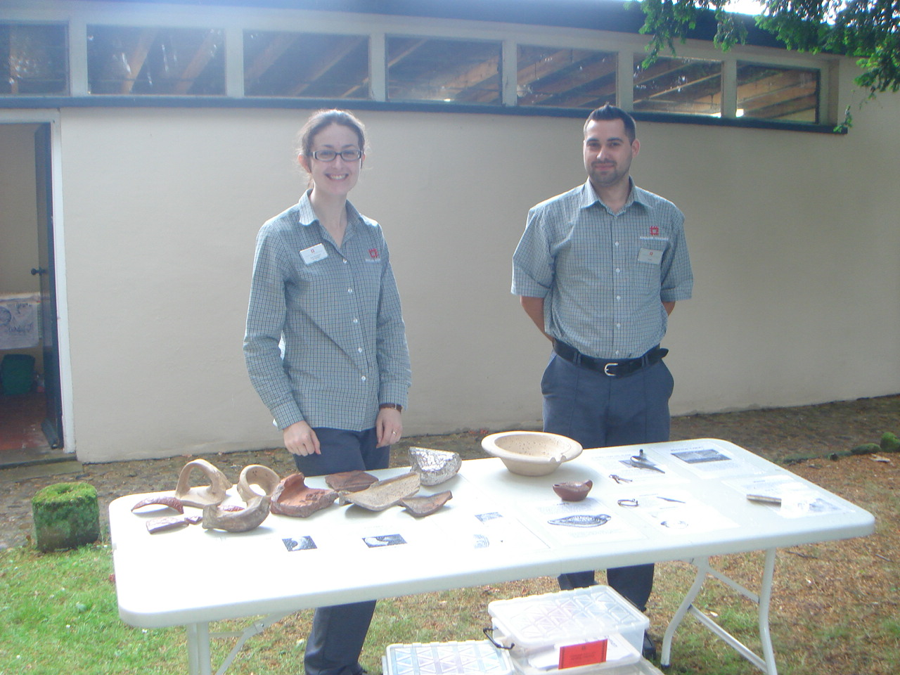 English Heritage Site Managers