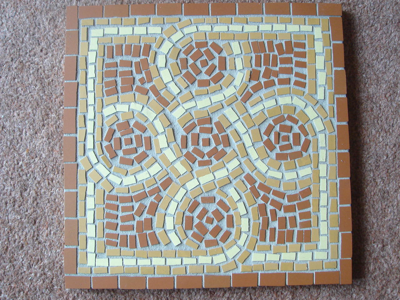 Mosaic Workshop tile