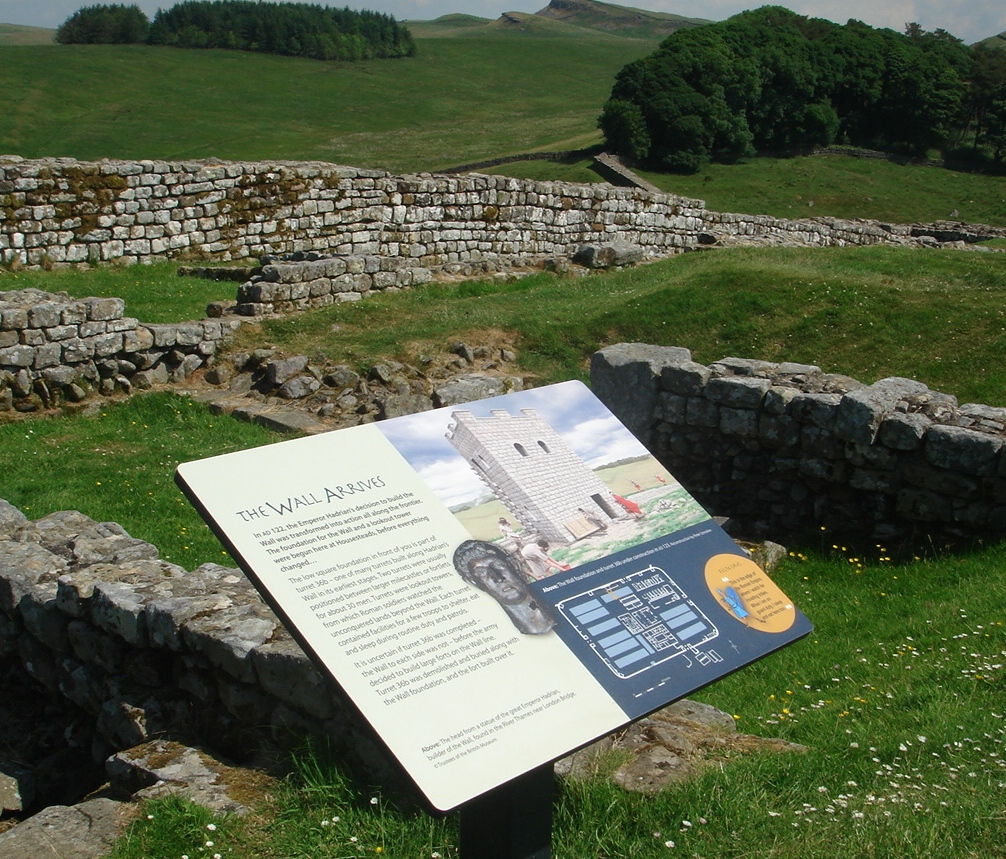Visit to Housesteads