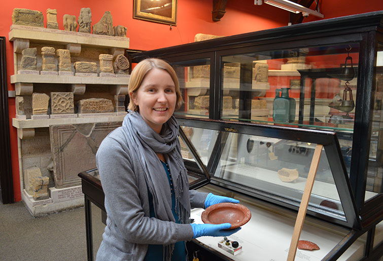 """John Clayton, the Man who saved Hadrian's Wall"" Frances Mc Intosh, Curator of Roman Collections, English Heritage - July 2017"