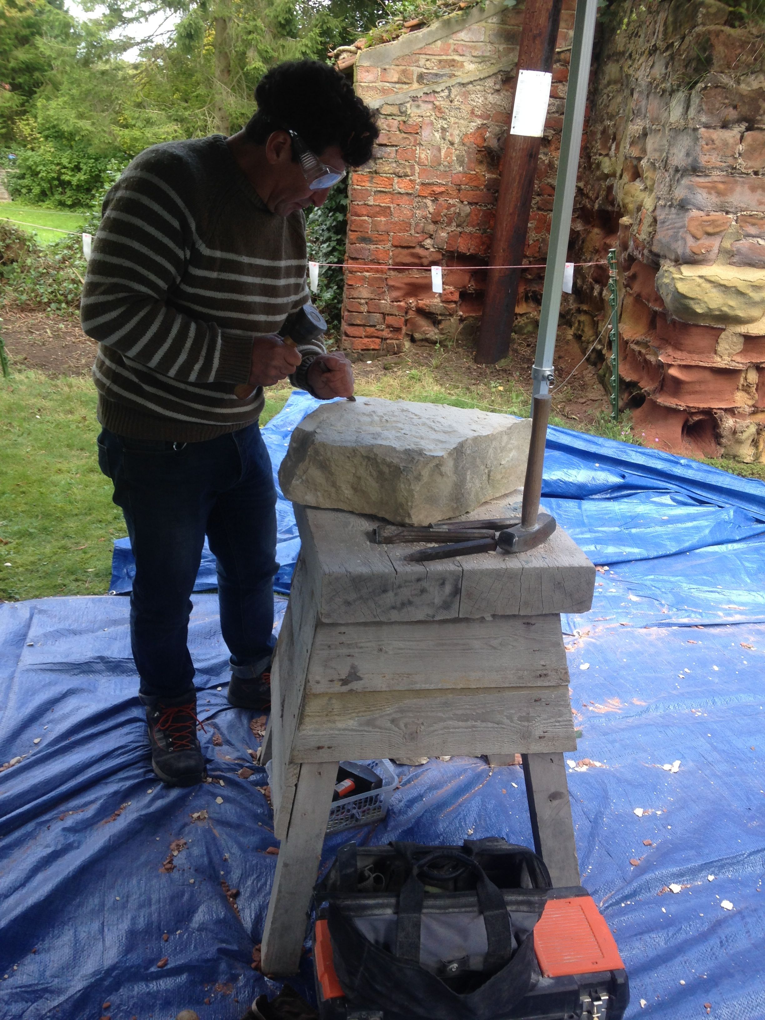 Stone Carving Day