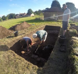 In search of origins and endings at Aldborough: New results from the 2019 excavations - Prof Martin Millett and Dr Rose Ferraby, Cambridge University @ St Andrew's Church